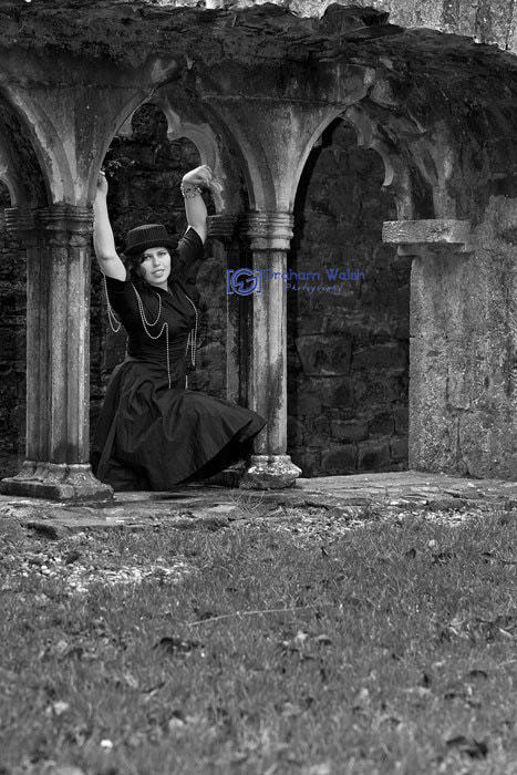 Photograph Lady in Black by Graham Walsh on 500px