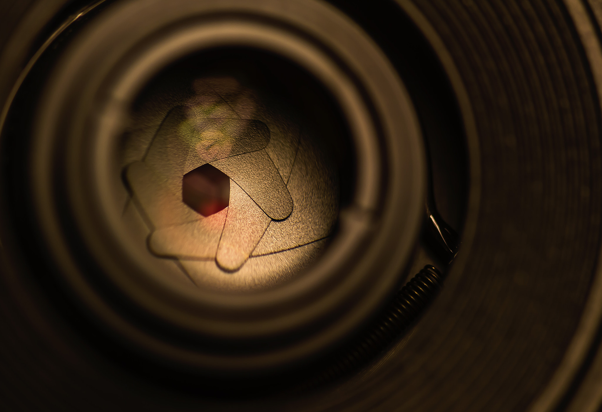 Photograph Aperture Lens by Ahmed Abd Al Aziz on 500px