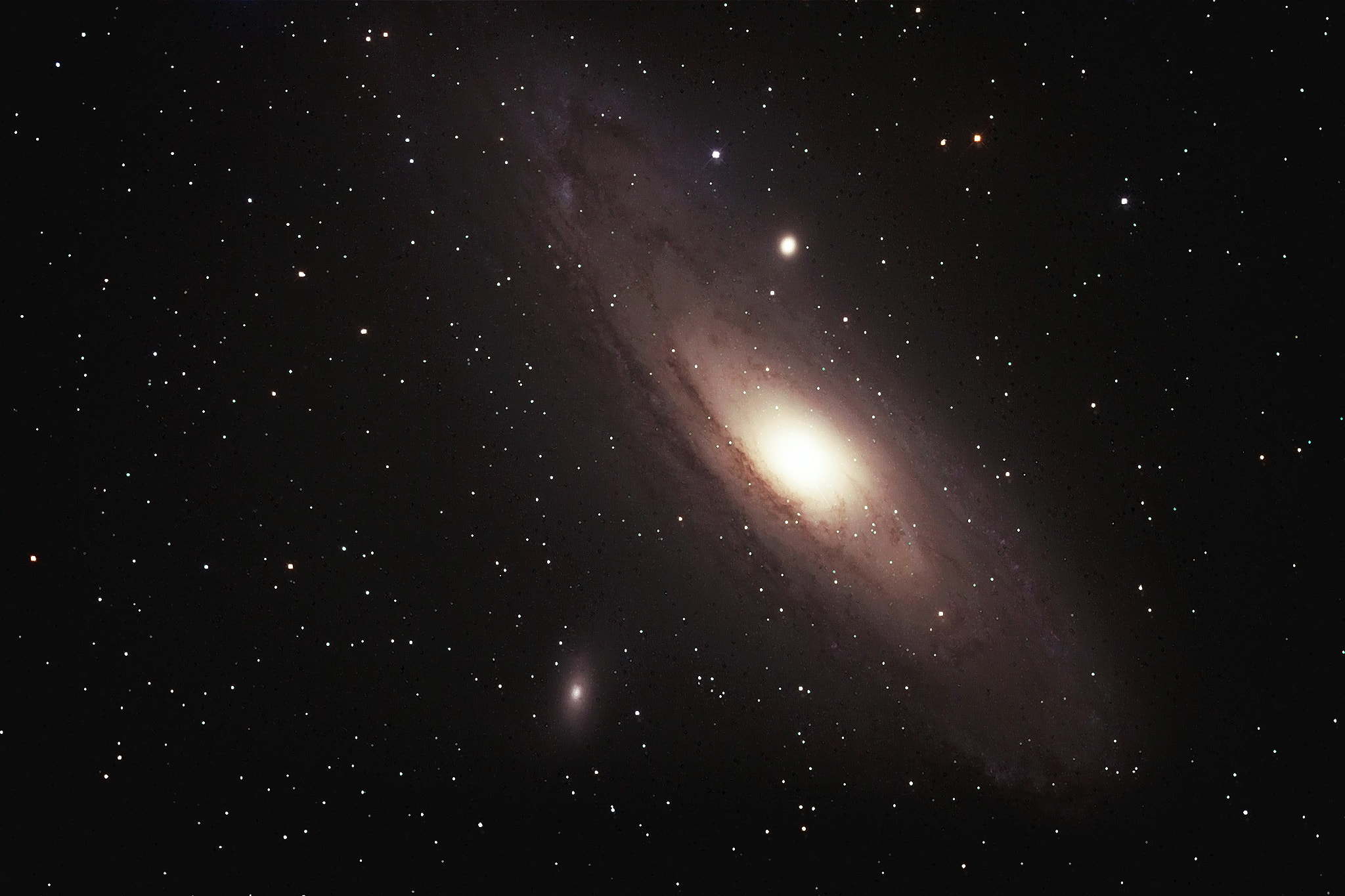 Photograph Andromeda Galaxy (M31) by Nelson Amorin on 500px