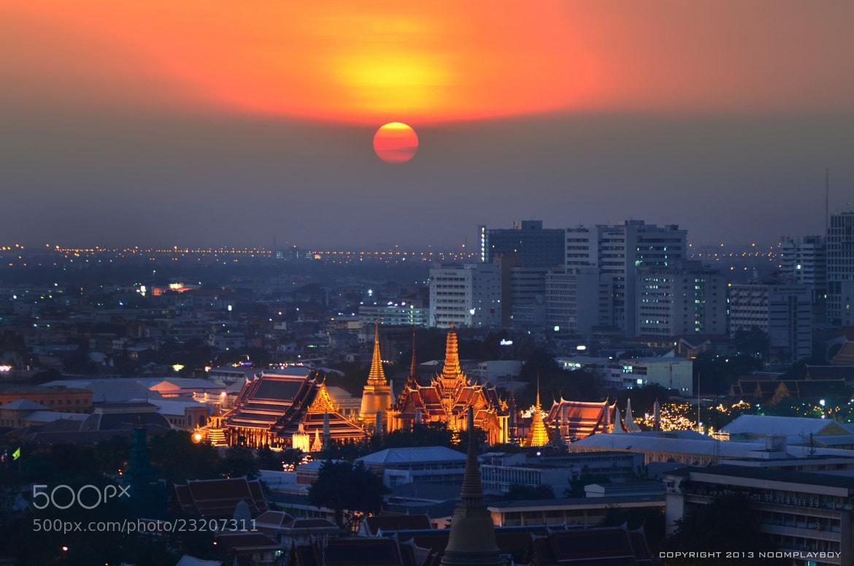 Photograph Wat Phra Kaew @ Bangkok by noomplayboy  on 500px