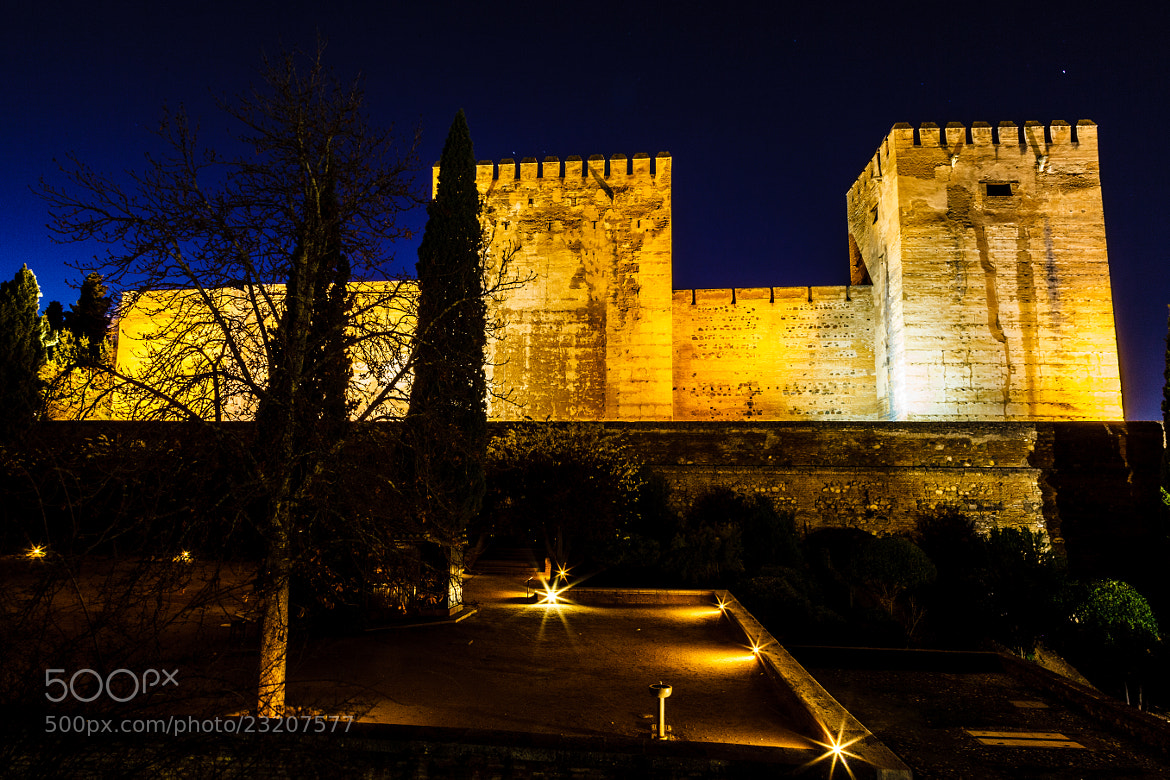 Photograph Alcazaba de la Alhambra by Jesús Ruiz on 500px