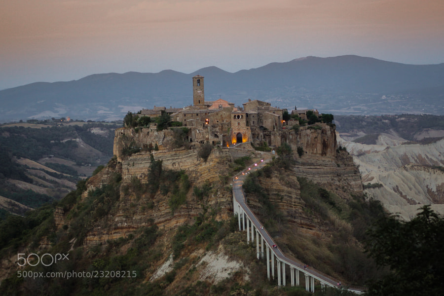 Photograph Civita forever... by Claudio Bozzini on 500px