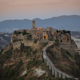 Civita forever... by Claudio Bozzini (bozziniclaudio)) on 500px.com