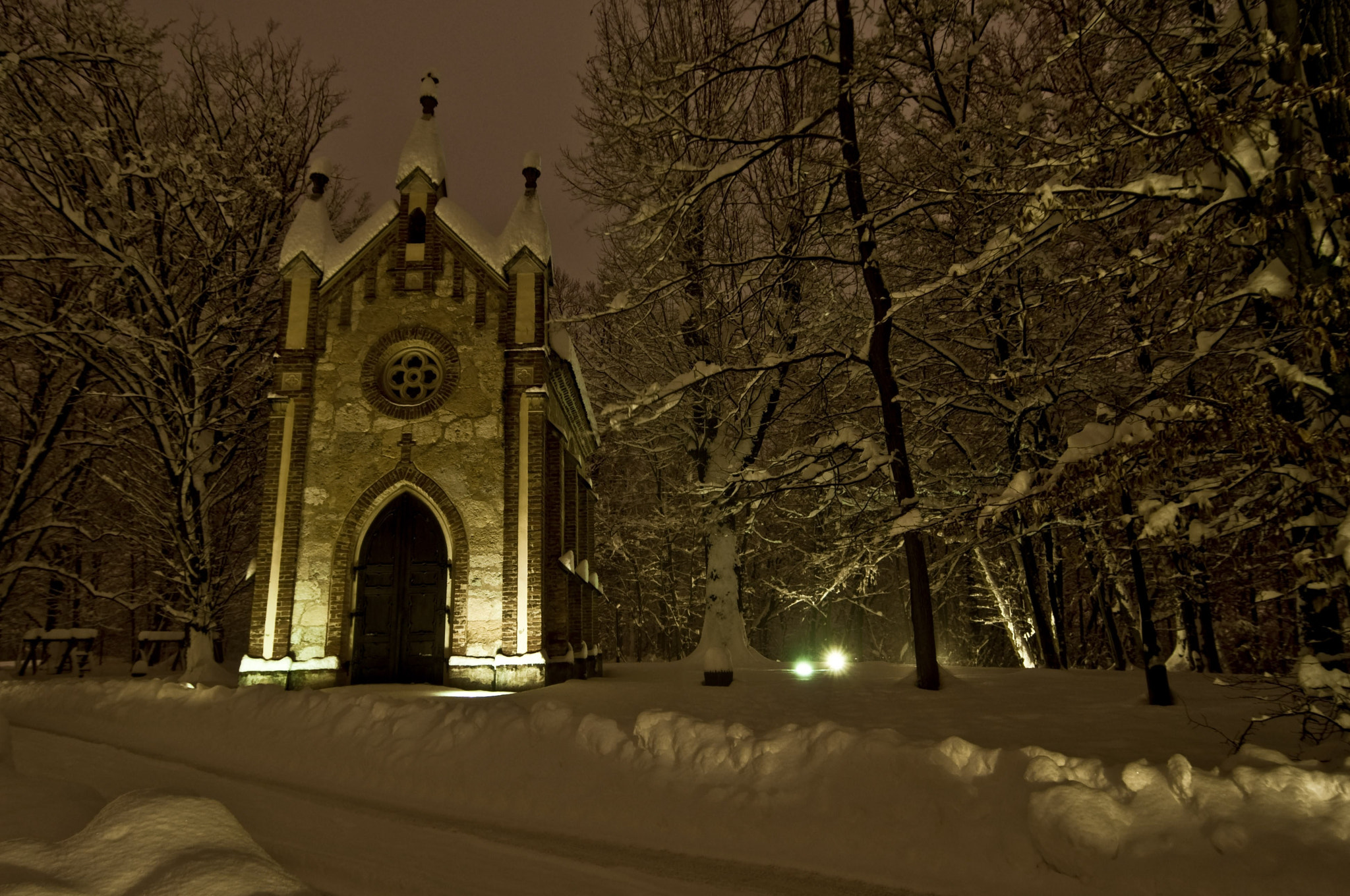 Photograph Chapel of St. Joseph (10) by Vlado Ferencic on 500px
