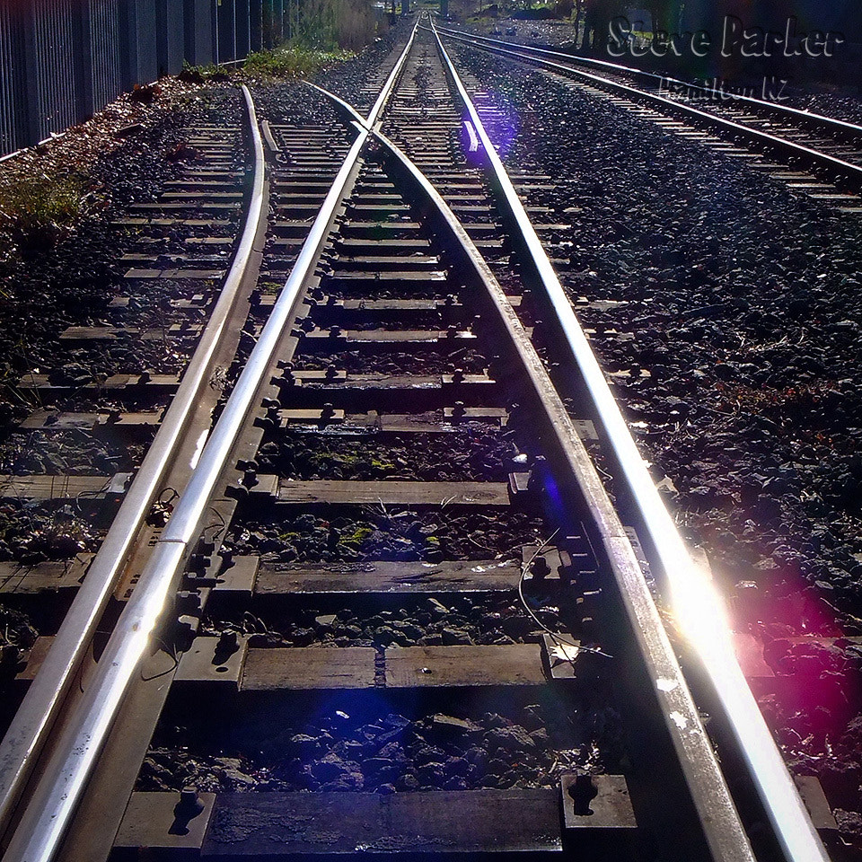 Photograph Rail Light by bmecksnz on 500px