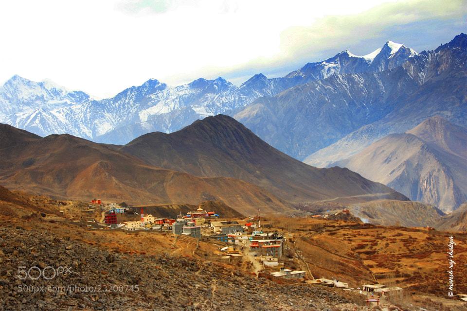 Photograph Muktinath Kshetra by Manish Shakya on 500px