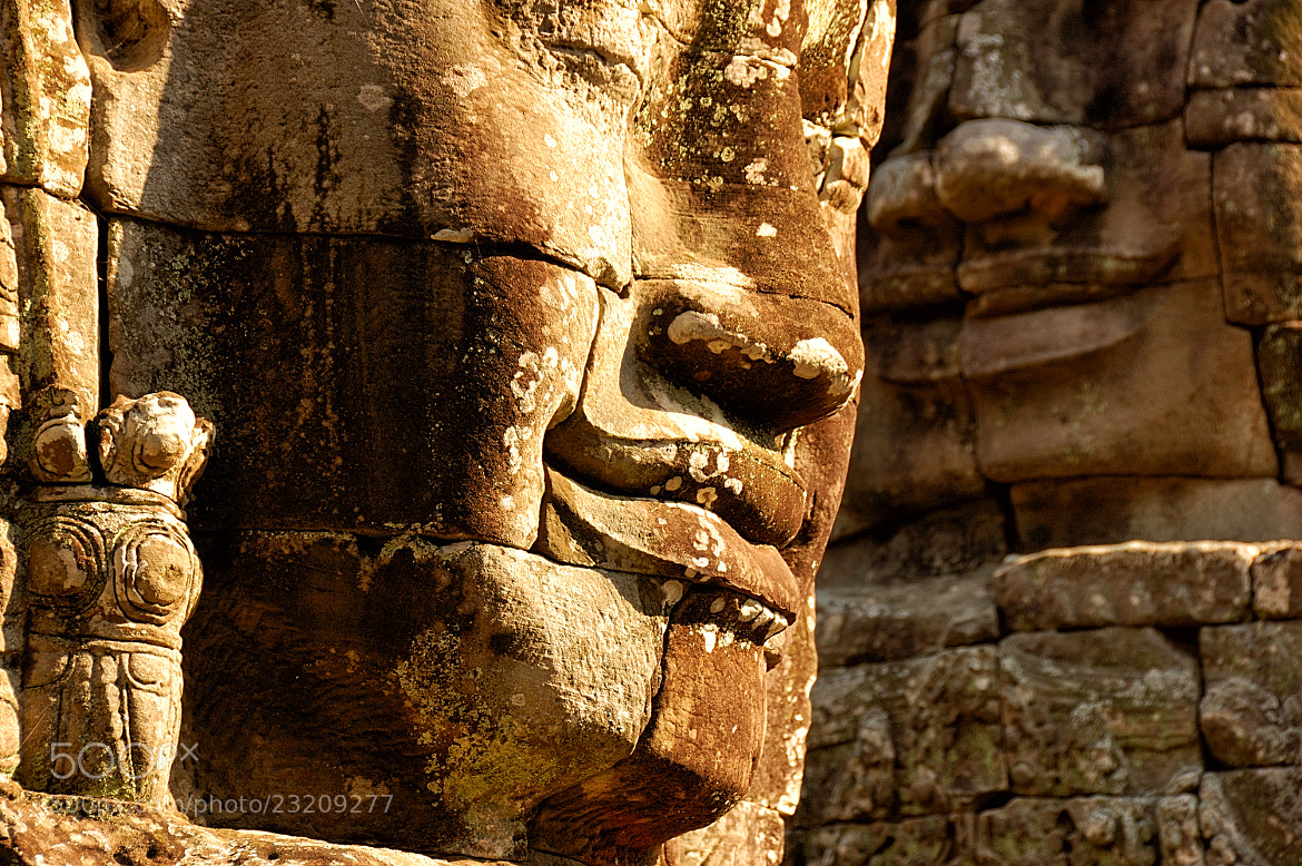 Photograph Smiling Buddhas by Csilla Zelko on 500px