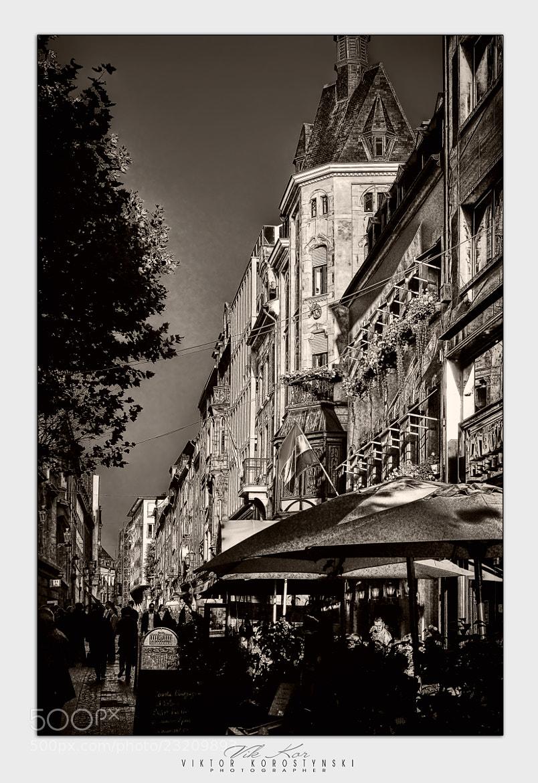Photograph Streets of Luxembourg by Viktor Korostynski on 500px