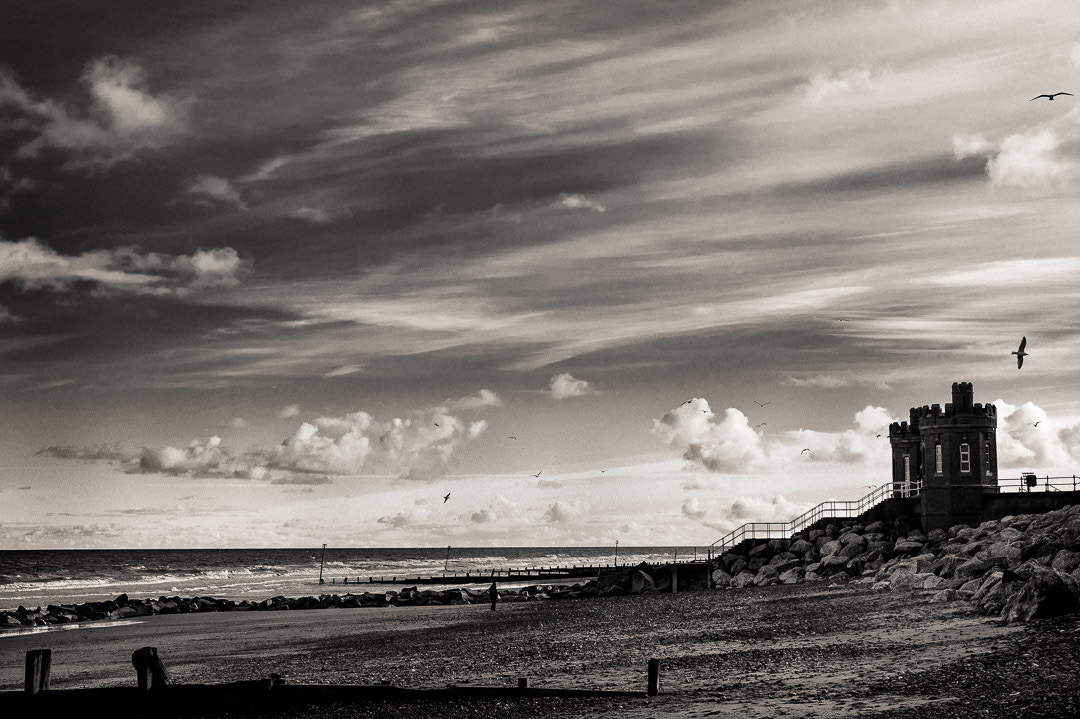 Photograph Withernsea beach in Winter by Neil Holmes on 500px