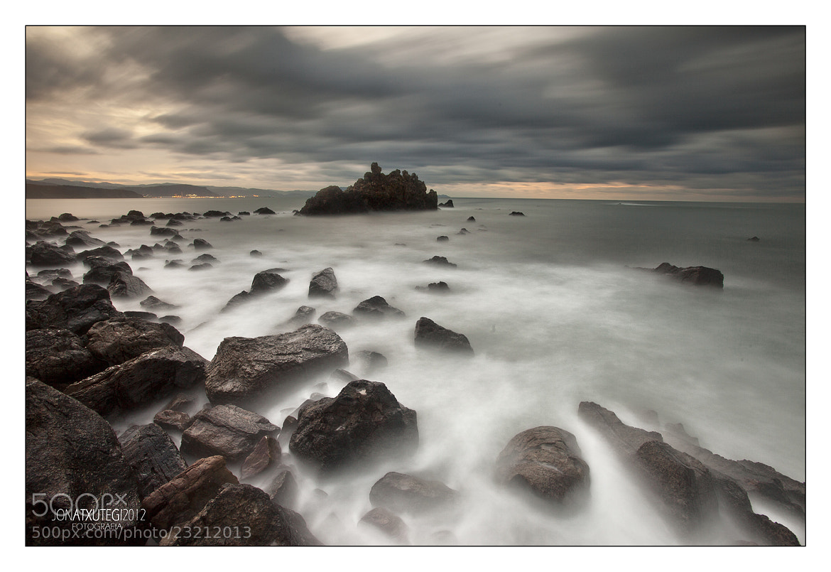 Photograph Walking on stones by Jontake . . on 500px