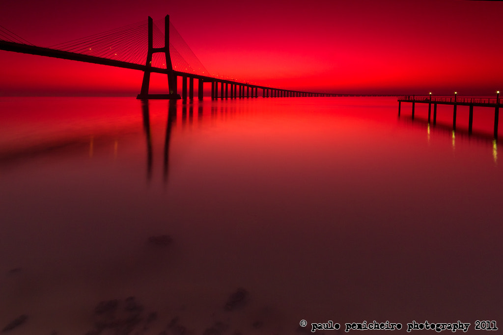 Photograph RED DAWN by Paulo Penicheiro on 500px