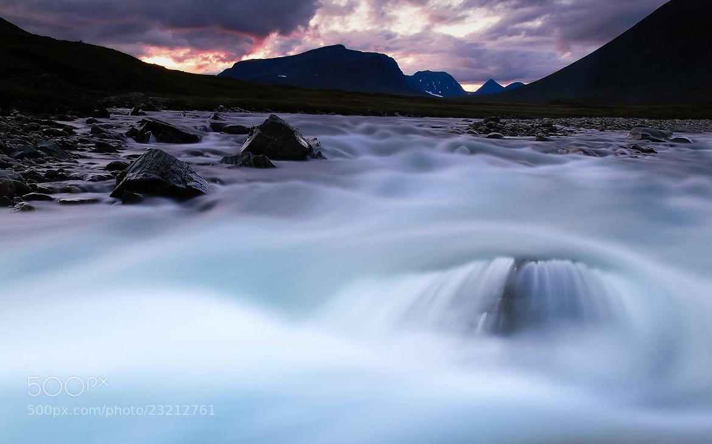 Photograph Sarek National Park by Yannick Calonge on 500px