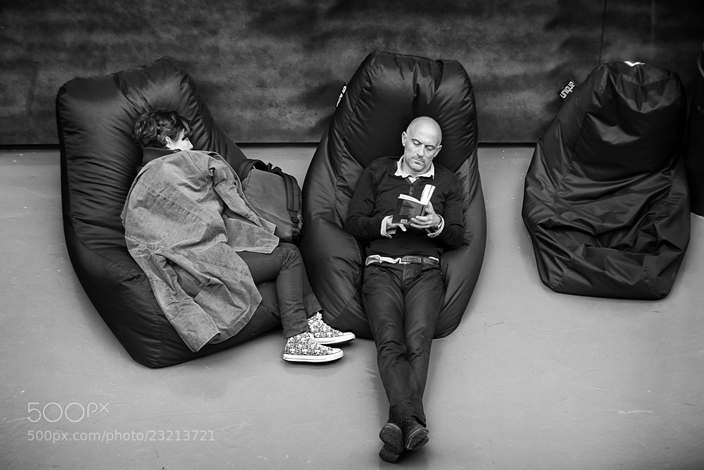 Photograph Take a Break by Francisco Amaral on 500px