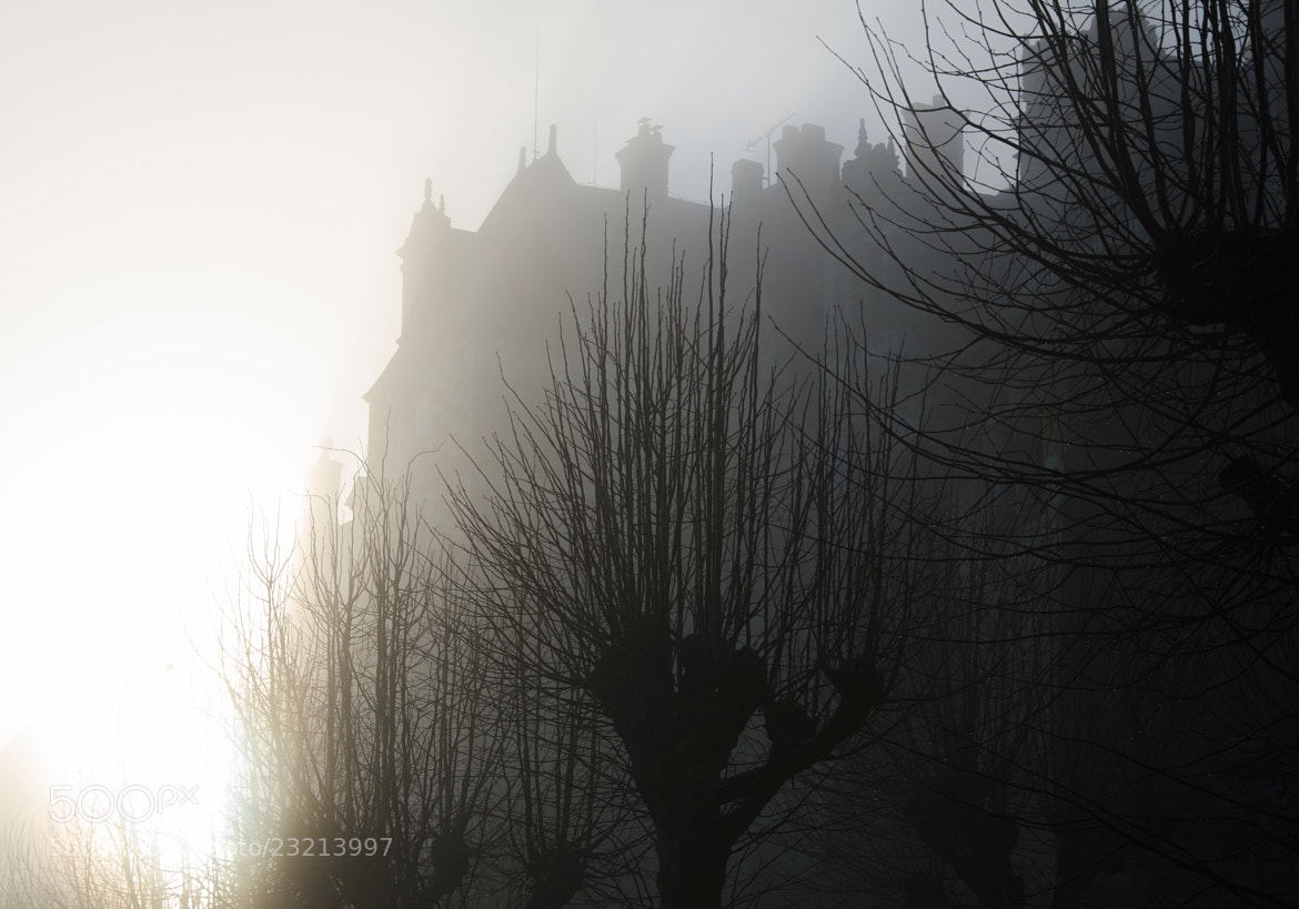 Photograph Manor house by Pierre  Brinas on 500px
