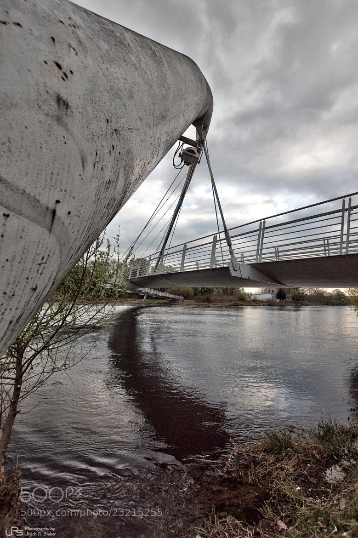 Photograph Tiergartenbrücke Dessau by Ulrich R. Sieber on 500px