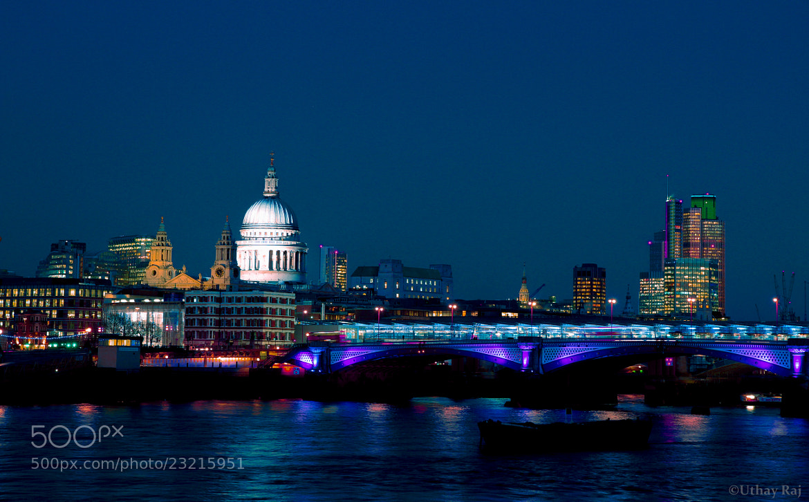 Photograph London - The Sleepless City by Uthay  Raj on 500px