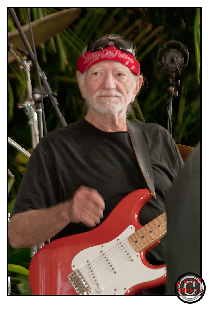 Photograph Willie Nelson by Bill Hale on 500px