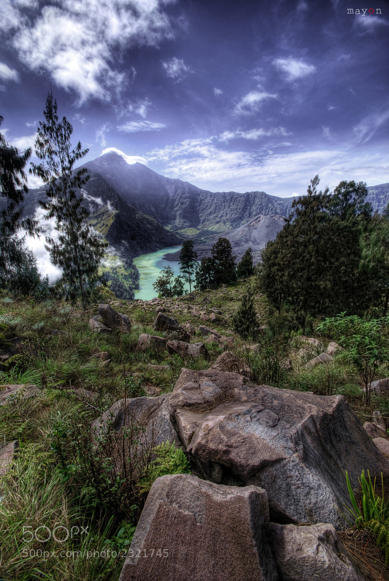 Photograph Mount Rinjani by mayonzz on 500px