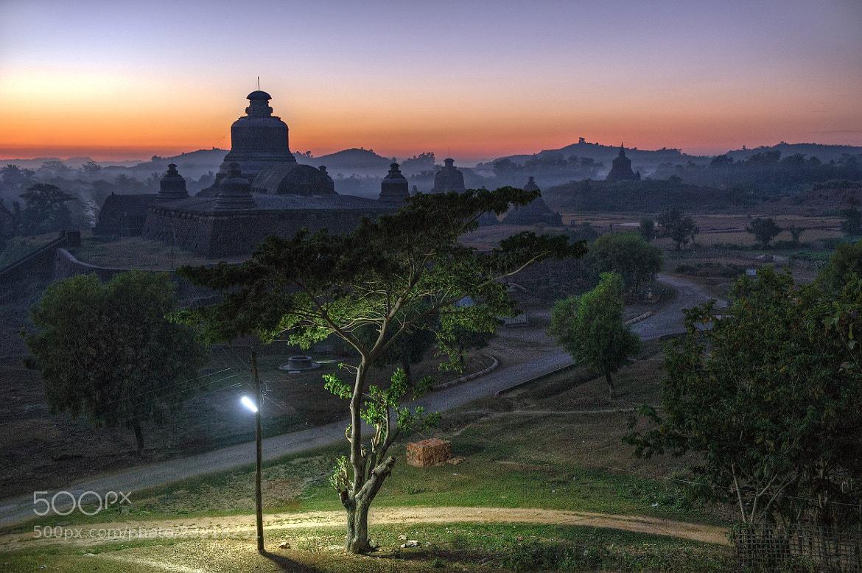 Photograph An Ancient Dusk, A Modern Light by Jon Sheer on 500px