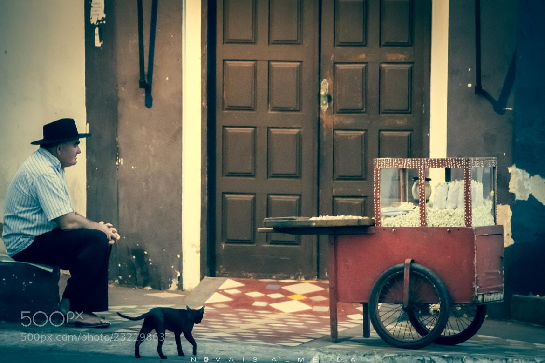 Photograph O Pipoqueiro by Novais Almeida on 500px