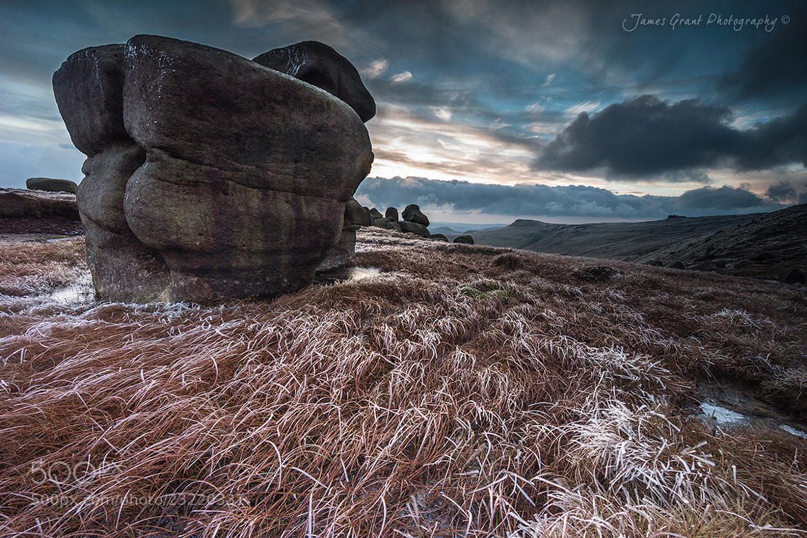 Photograph Wool Packs - Kinder Scout by James Grant on 500px