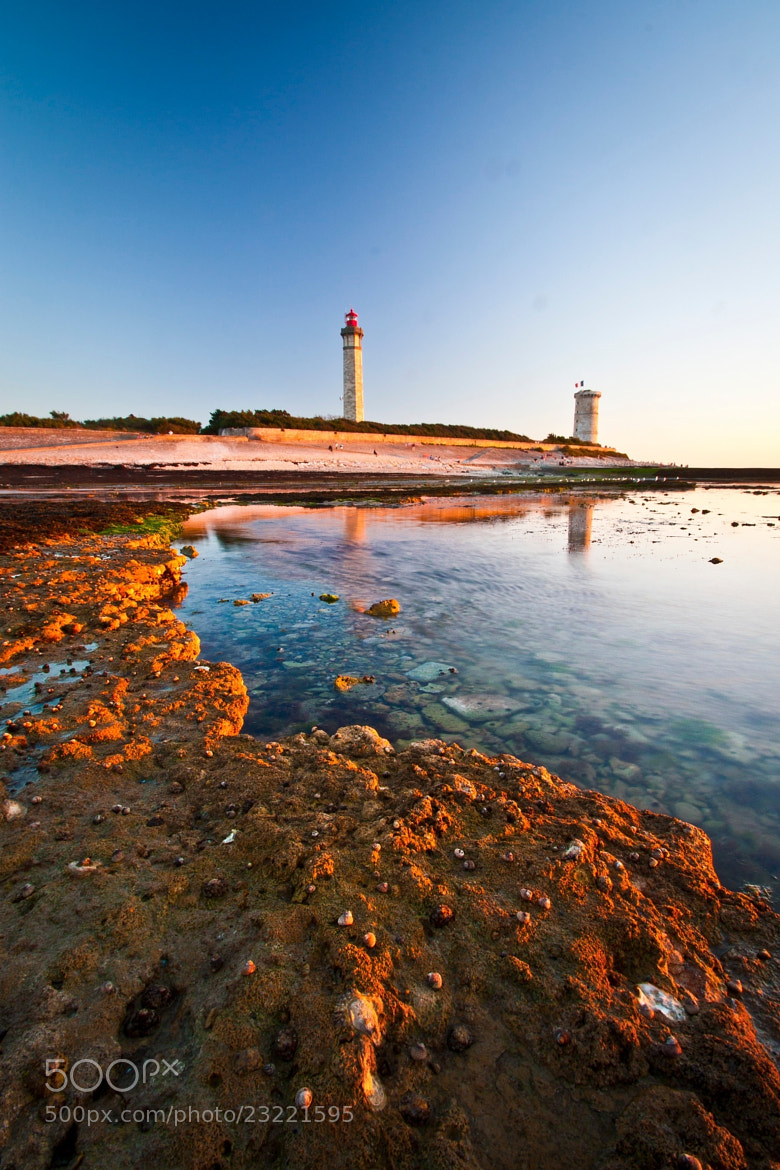Photograph Phare des Baleines (Ile de Re - France) by Stefano Termanini on 500px