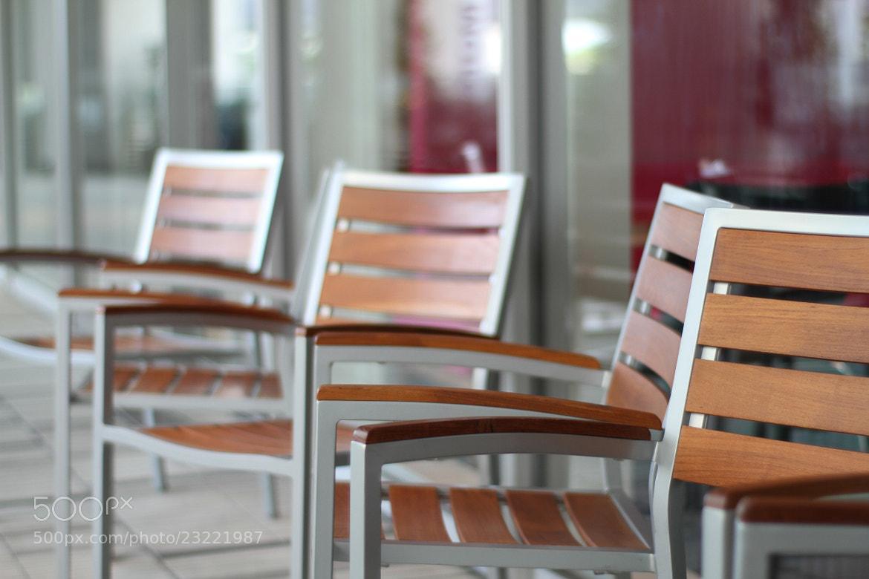 Photograph Chairs by Hiroshi Machidori on 500px