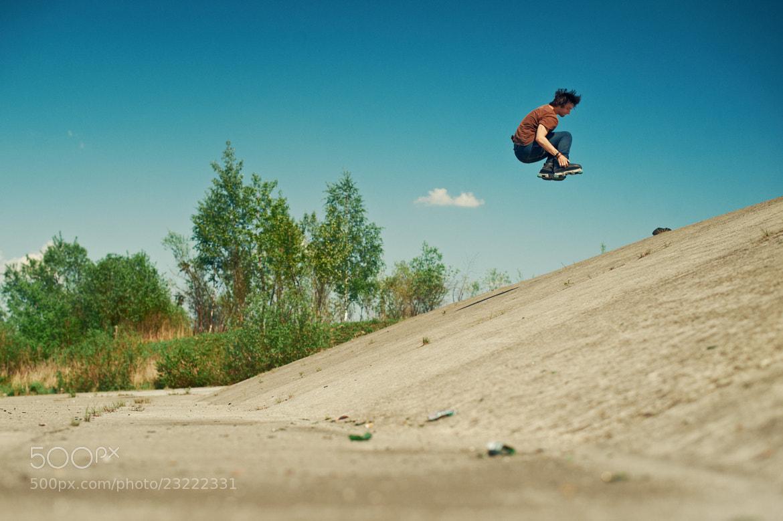 Photograph Mateusz Kowalski - 540 Safety Grab by Kuba Urbańczyk on 500px