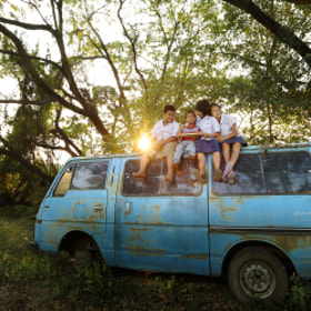 School Bus by Supakaln Wongcompune (DONOT6)) on 500px.com