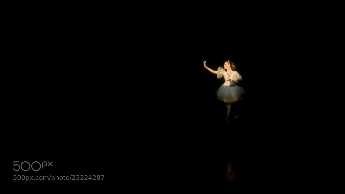 Photograph Ballet Dancer by rnkvnm on 500px