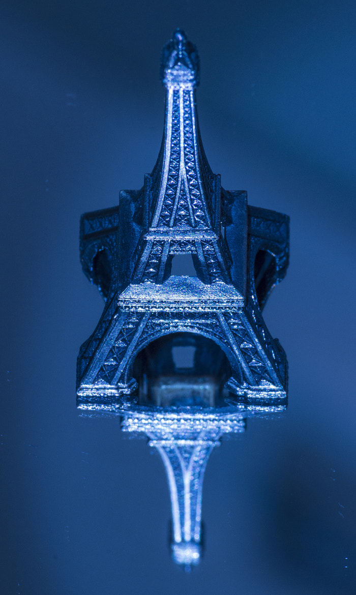 Photograph mini Eiffel Tower by John Velocci on 500px