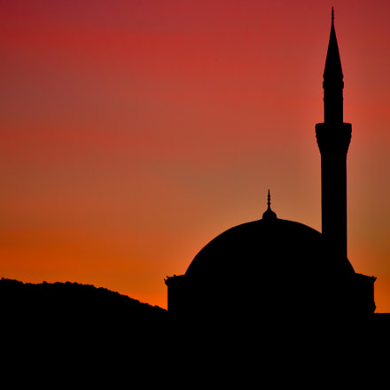Mustafa Pasha Mosque. . .