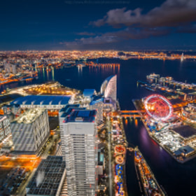 Port of Yokohama by Coolbiere. A. (Vorrarit)) on 500px.com