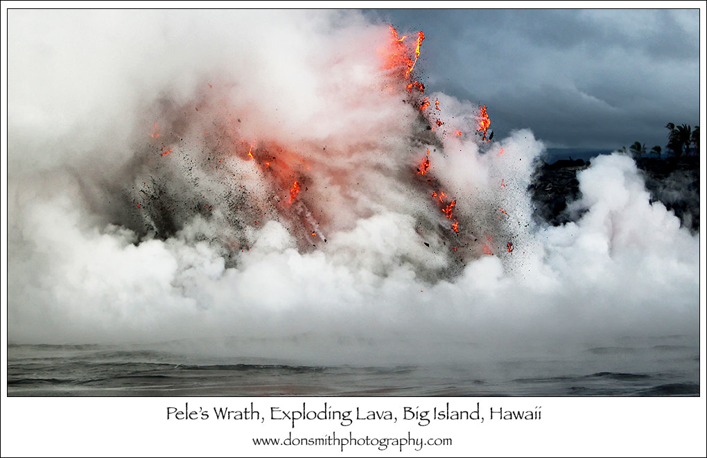 Photograph Pele's Wrath by Don Smith on 500px