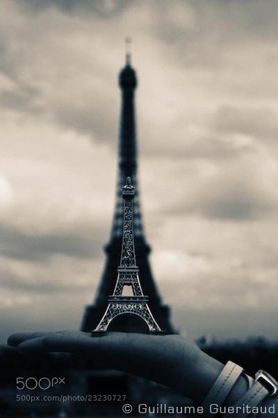 Photograph paris by Guillaume GUERITAUD on 500px