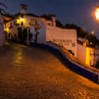 A quiet lane in Obidos