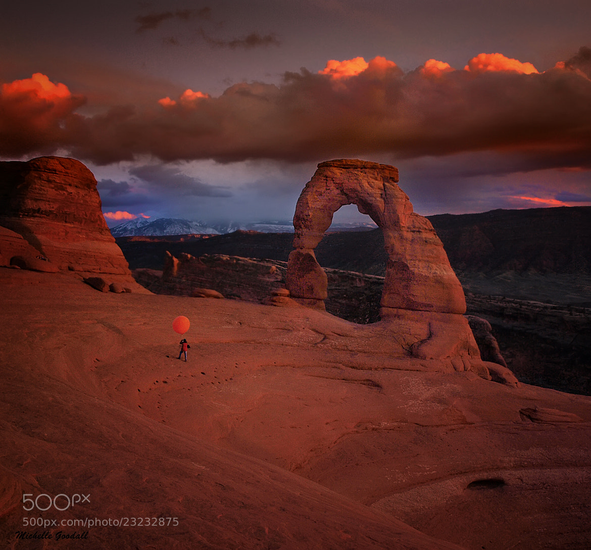 Photograph Delicate Arch by Michelle Goodall on 500px
