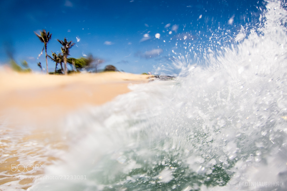 Photograph Strong Currents on Sandy Beach by Daniel Ladenhauf on 500px