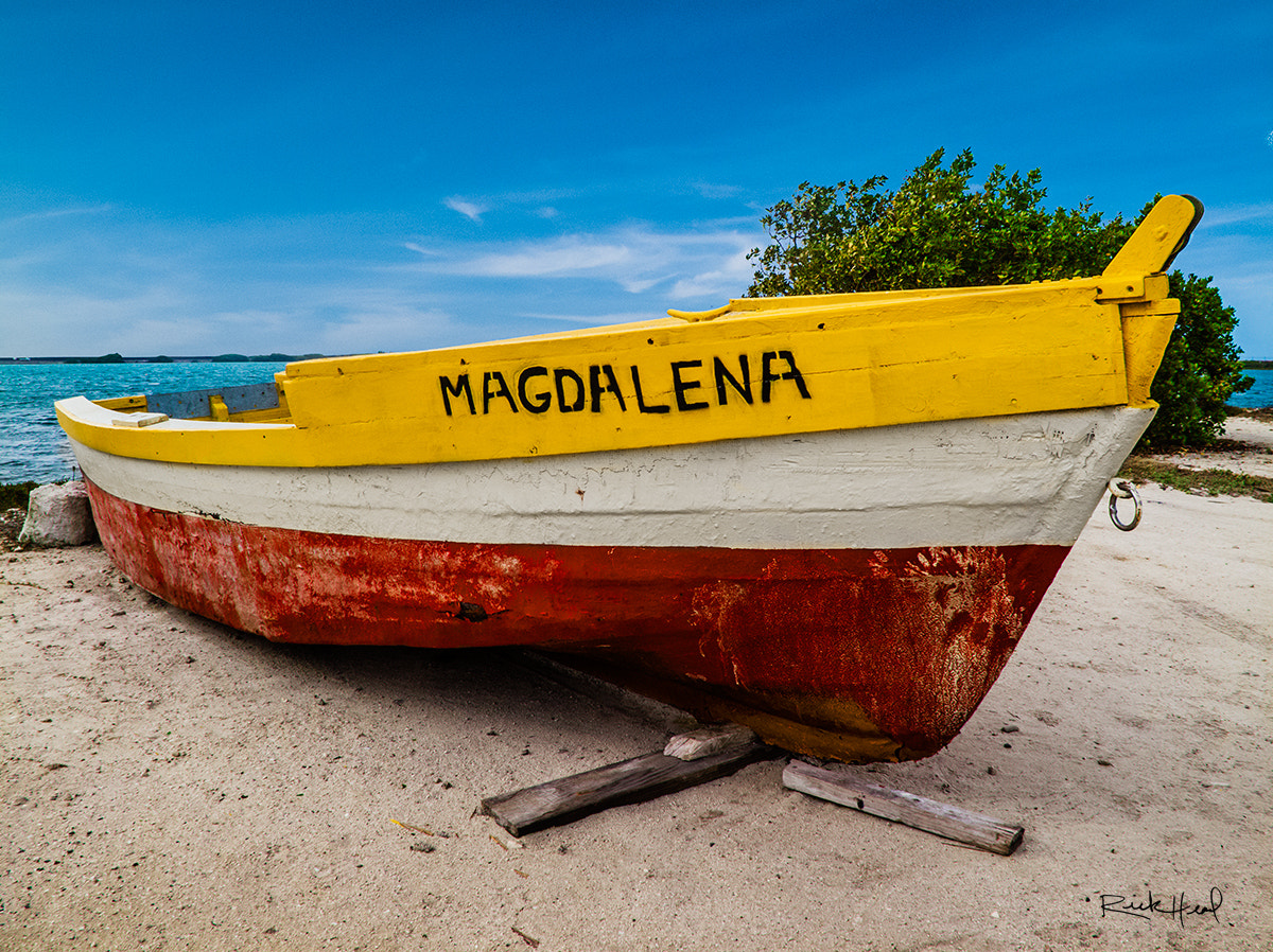 Photograph Magdalena by Rick Head on 500px