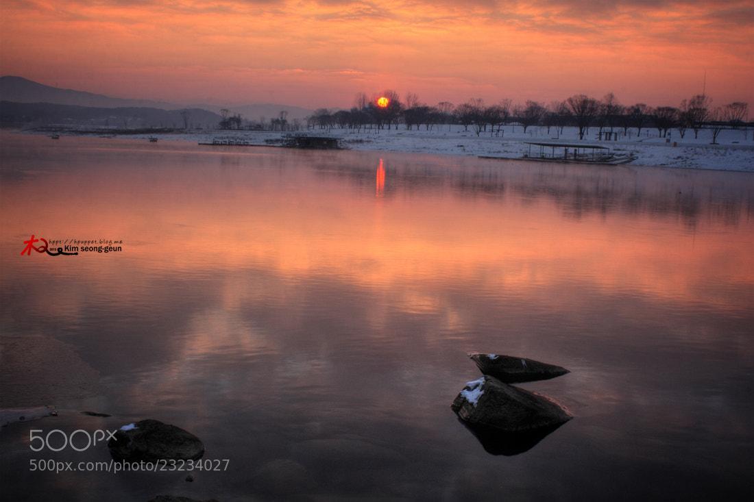 Photograph Sunset by kim seong-geun on 500px