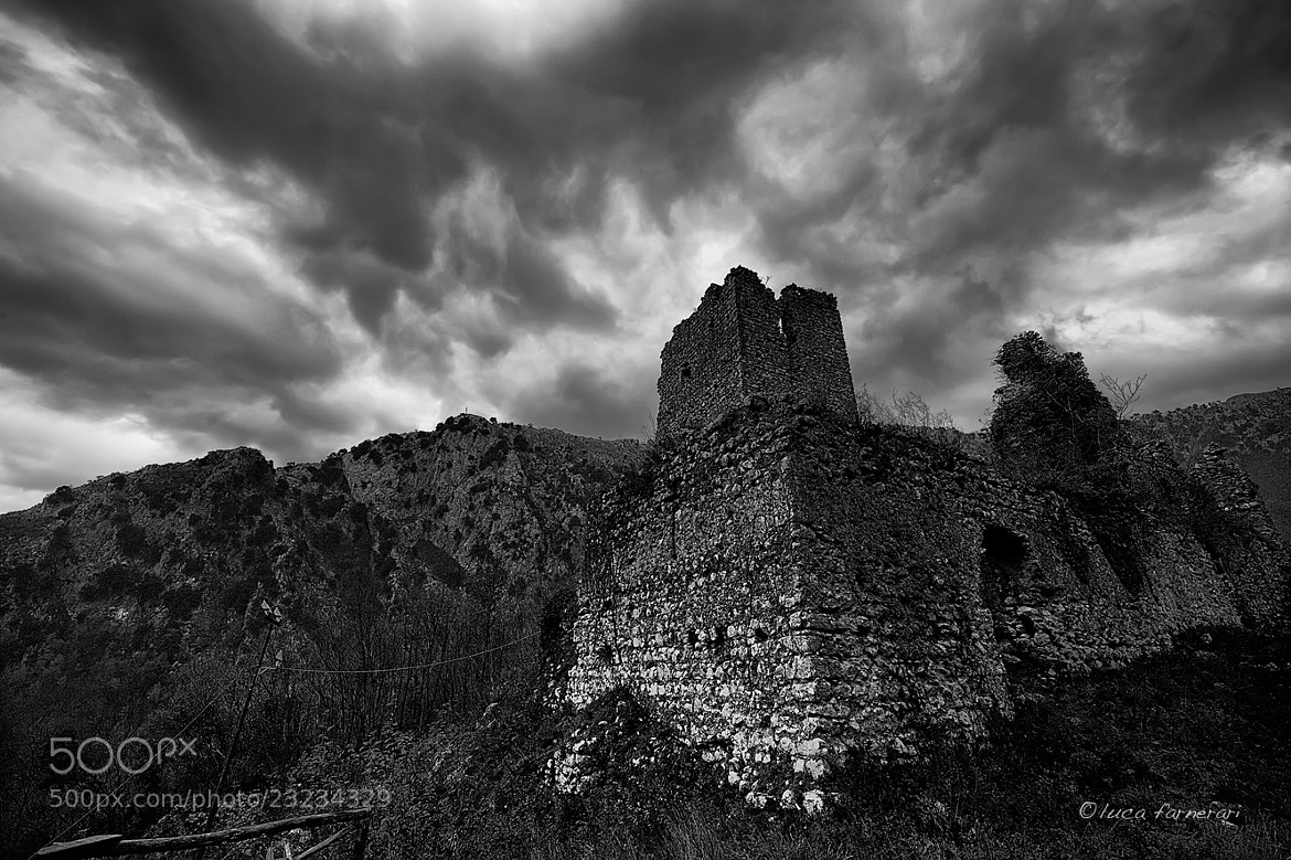 Photograph The castle by Luca Farnerari on 500px