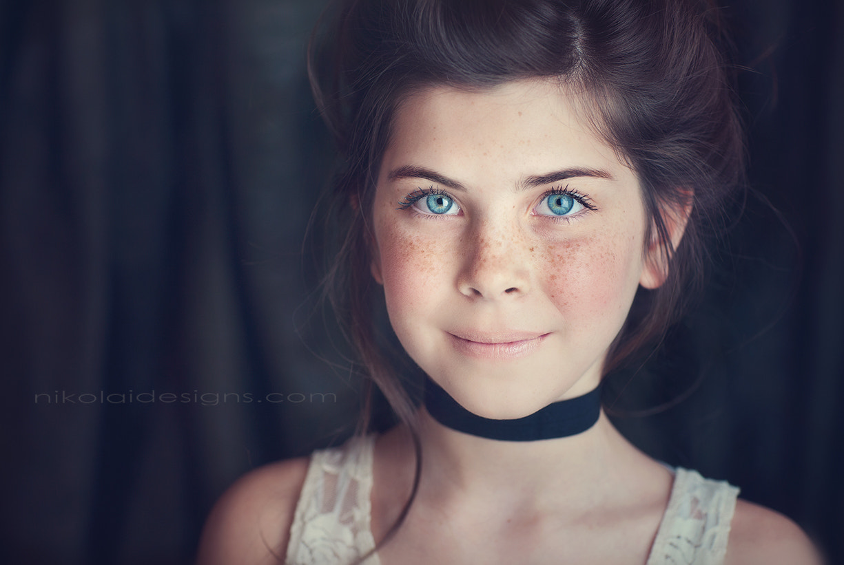 Photograph miss e by nikolaidesigns  on 500px