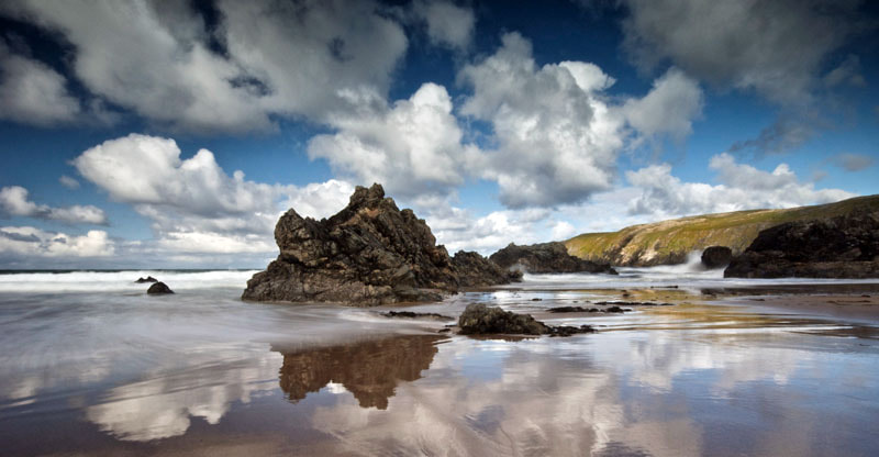 Photograph Sango Bay, Durness, Sutherland, Scottish Highlands by Heather Leslie Ross on 500px