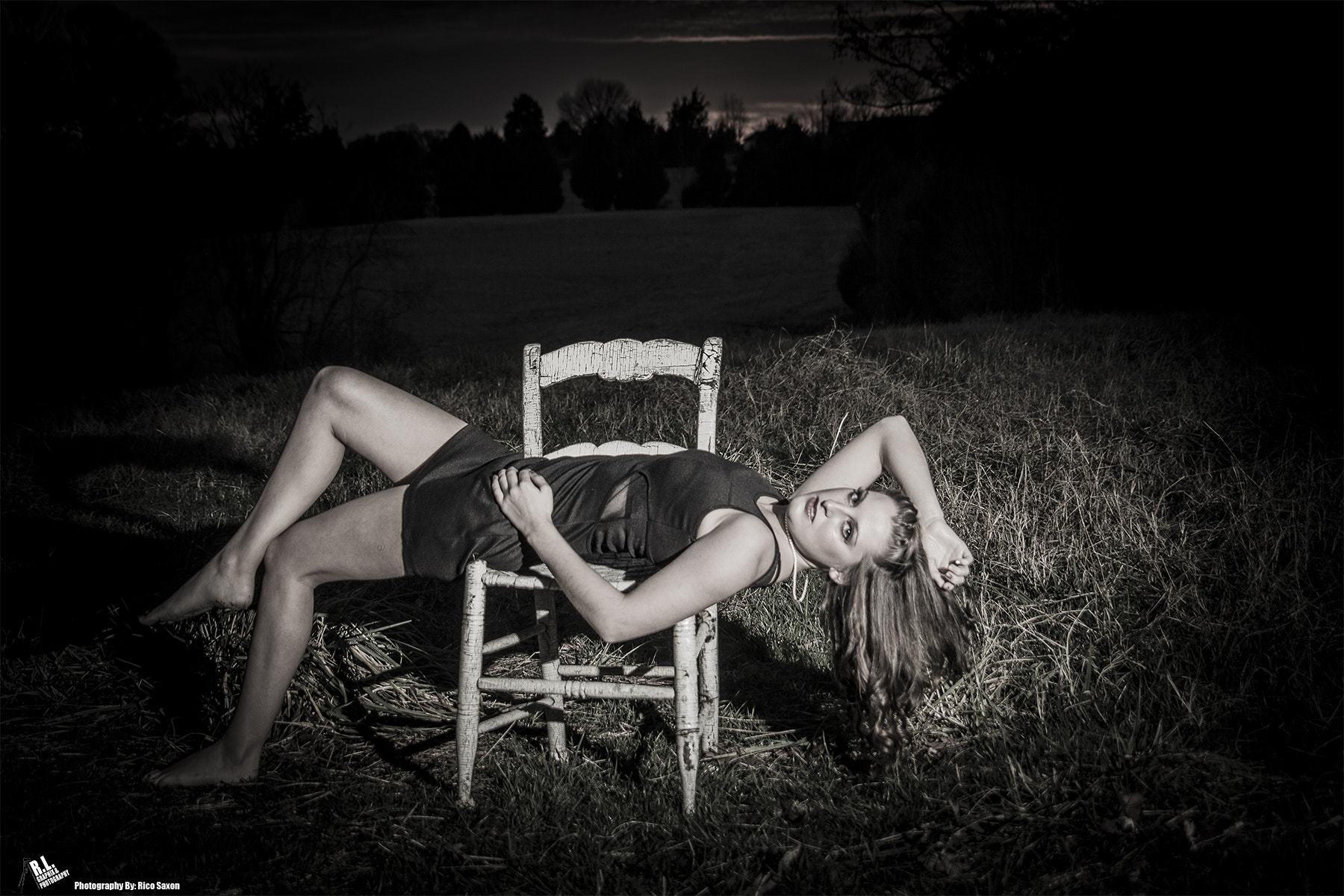 Photograph Sexiness in the Field by Rico Saxon on 500px