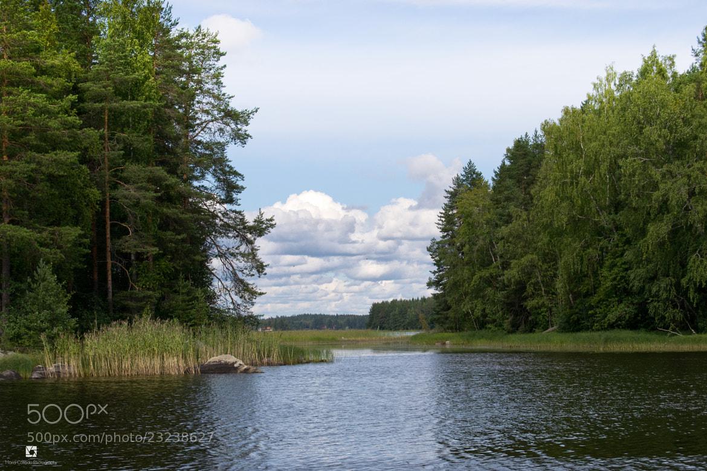 Photograph Finland by María Collado on 500px