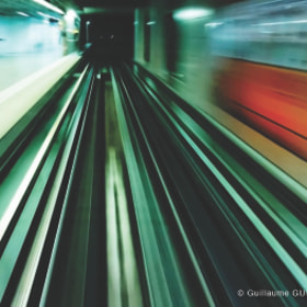 SUBWAY by Guillaume GUERITAUD (GuillaumeGu3ritaud)) on 500px.com