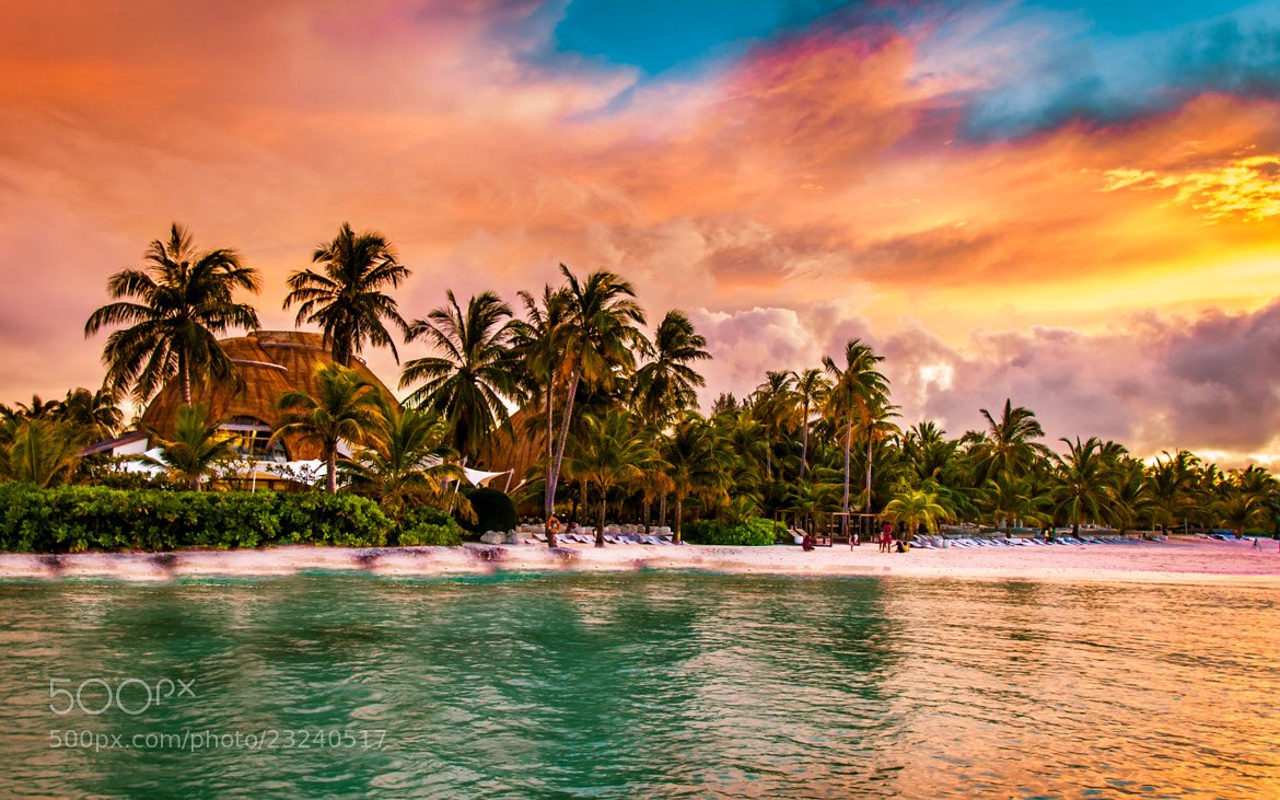 Photograph Island Resort  by Niyas Walla on 500px