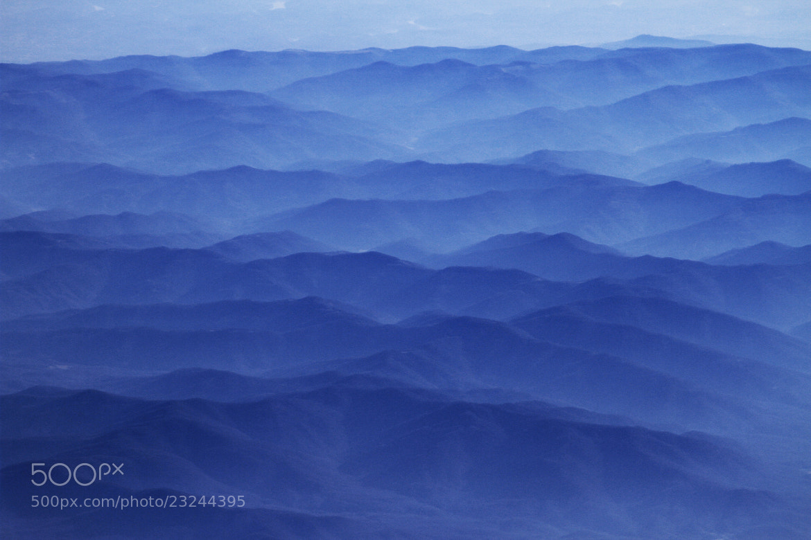 Photograph Blue Ridge Mountains by Amber Redfield on 500px