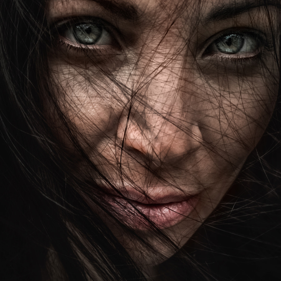 Torie by Lee Jeffries on 500px.com