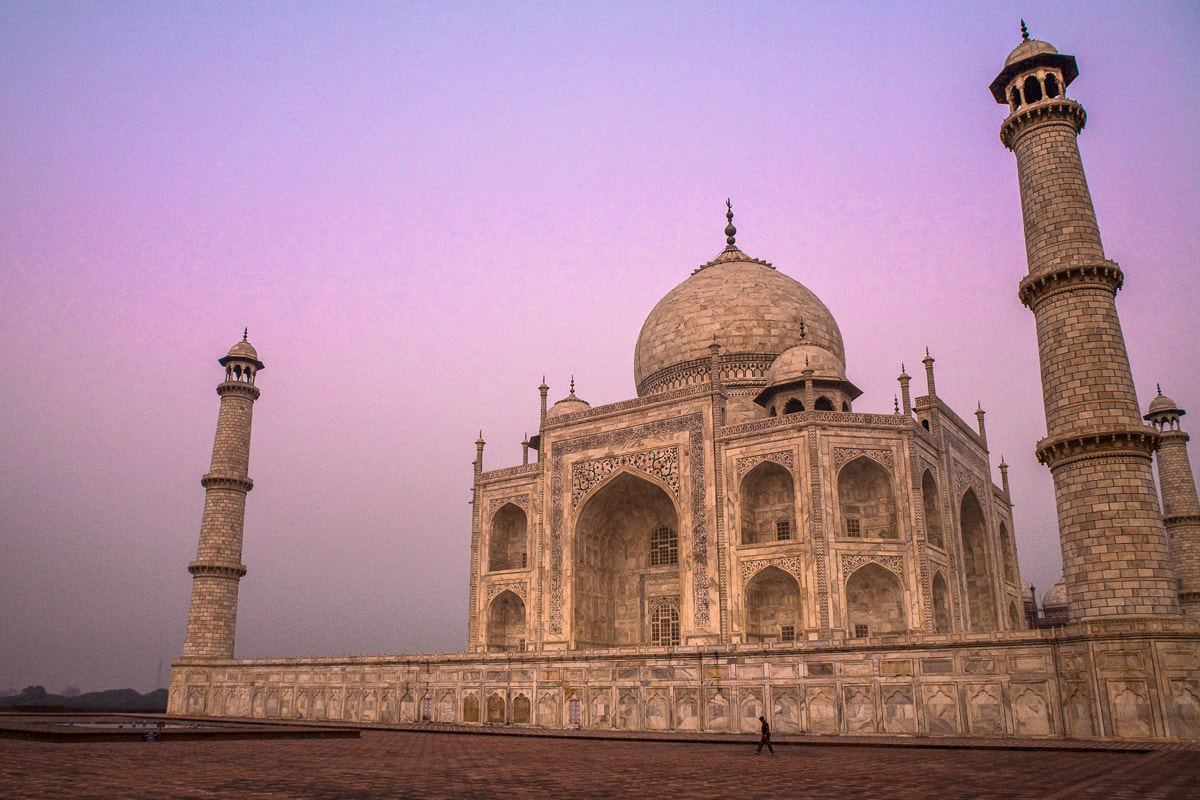 Photograph Taj Mahal by François Lemmens on 500px